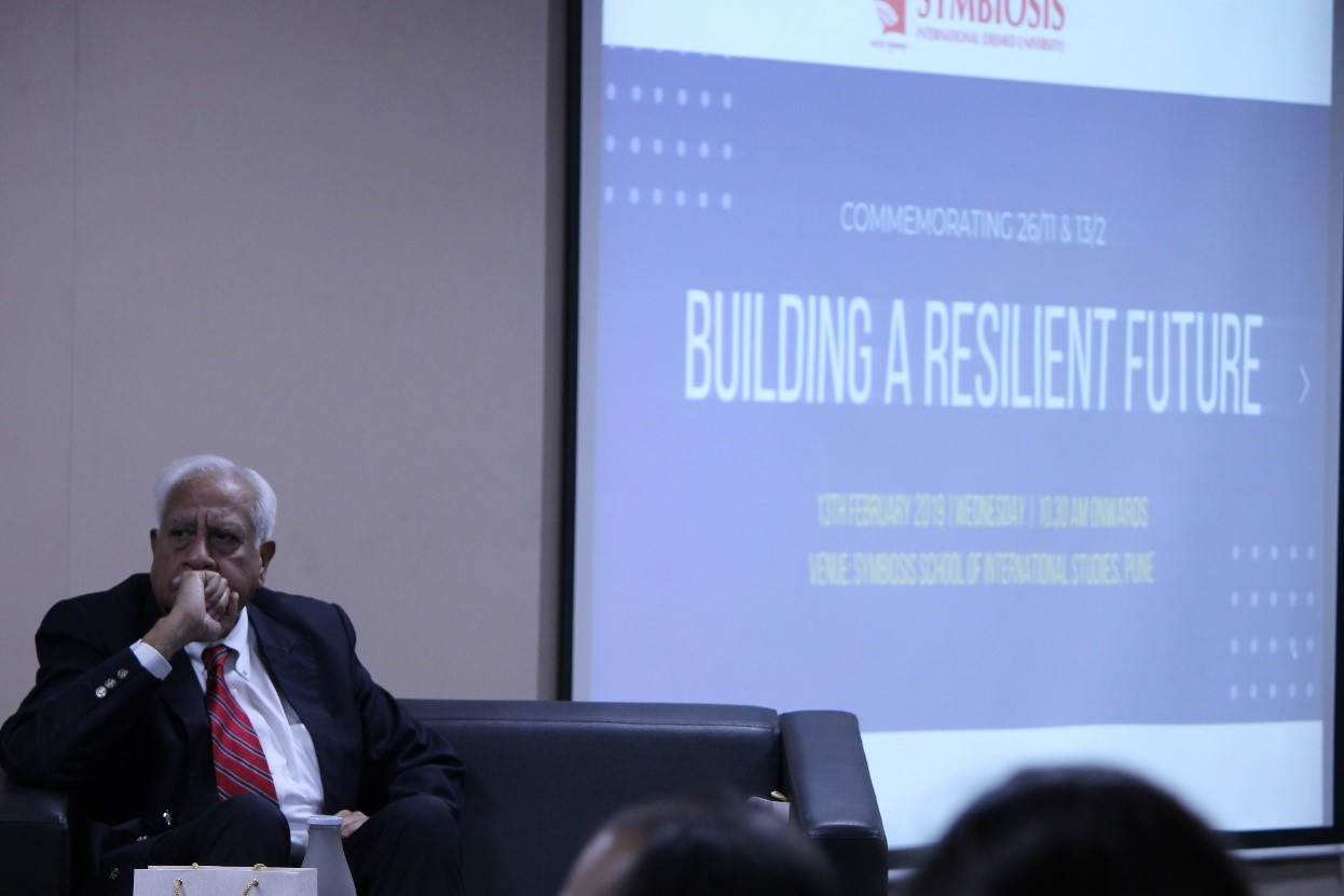 Mr. Jayadeva Ranade, President of the Center for China Analysis and Strategies