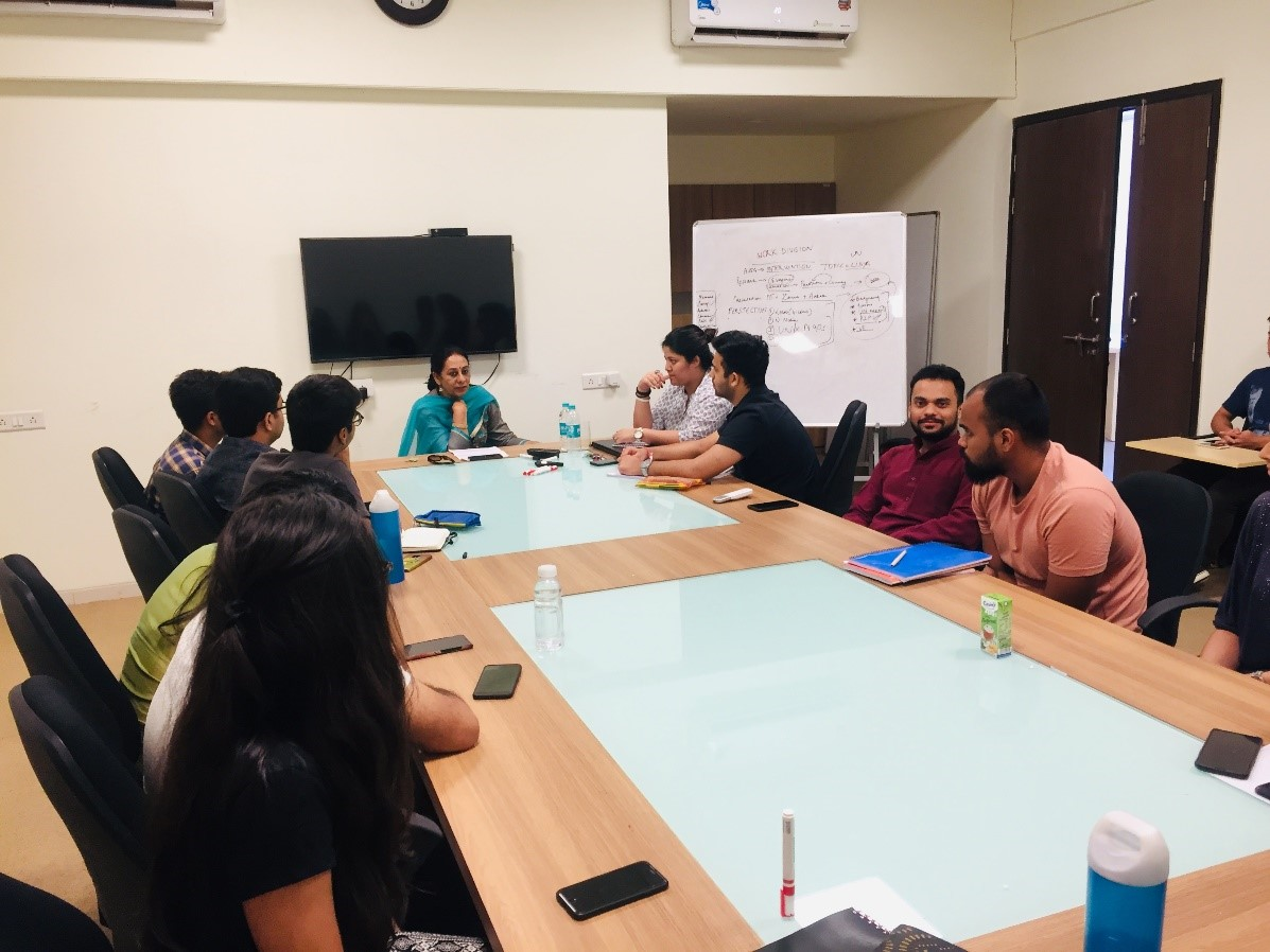 Career Counselling Session on Think Tank by Dr. Manpreet Sethi