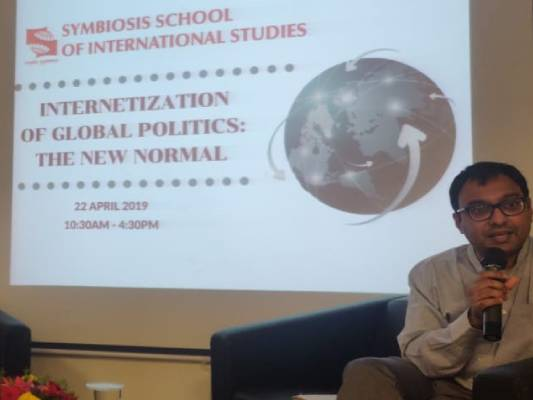 INTERNETIZATION OF GLOBAL POLITICS: A NEW NORMAL