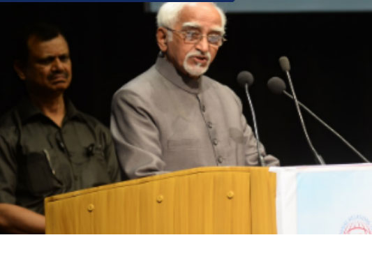 HE Hon'ble M. Hamid Ansari at the International Relations Conference