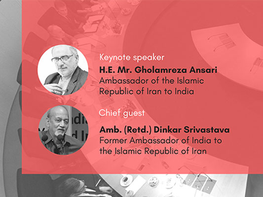 India & Iran: Partners in Regional Stability